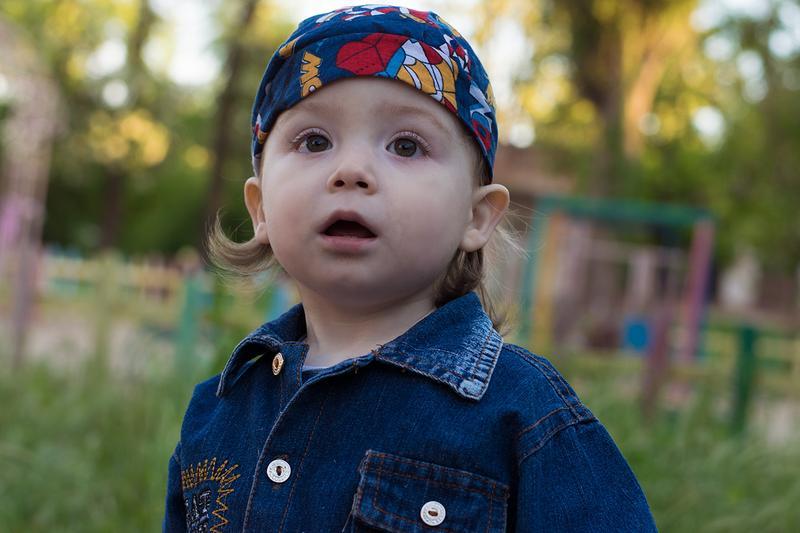 Детская съёмка - хорошая память - Фото 3