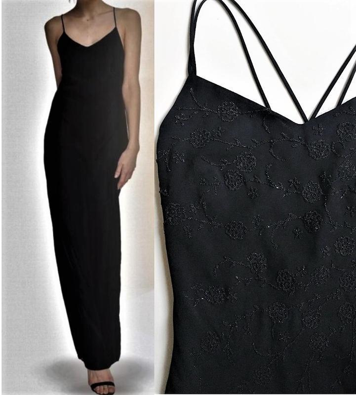 Класична вечірня сукня yve london,p.m-s