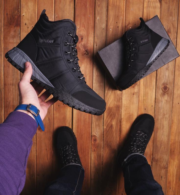 Ботинки situo зимние