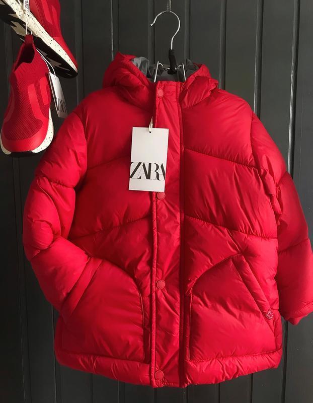 Новая куртка zara - Фото 3
