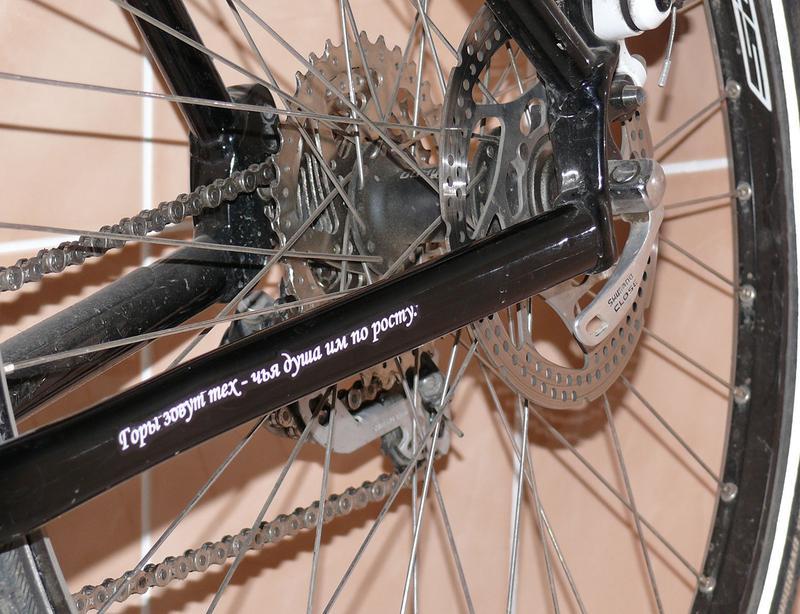 Сборка велосипеда на заказ - Фото 4