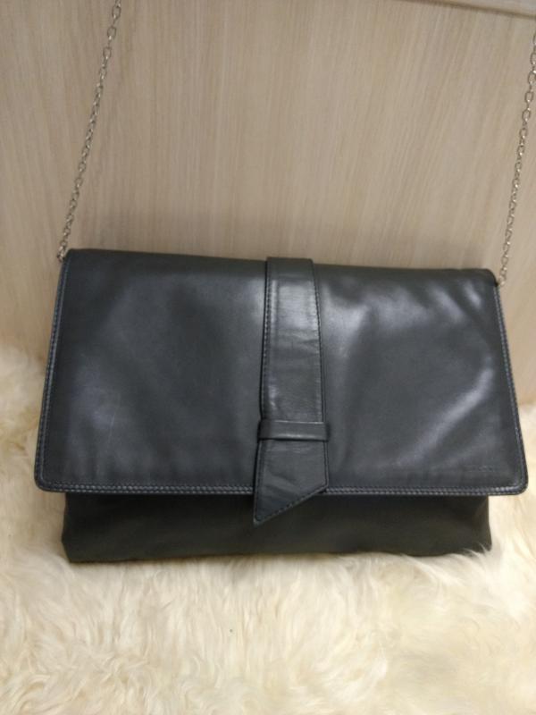 Шикарная сумка клатч emilio carducci