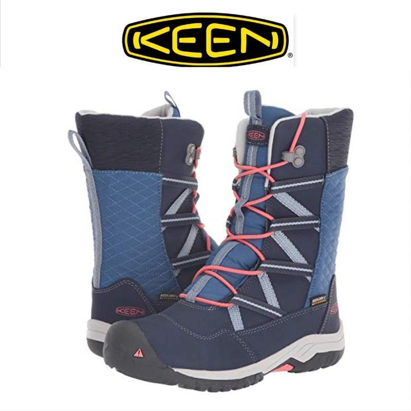 Keen ботинки сапоги зимние оригинал из сша