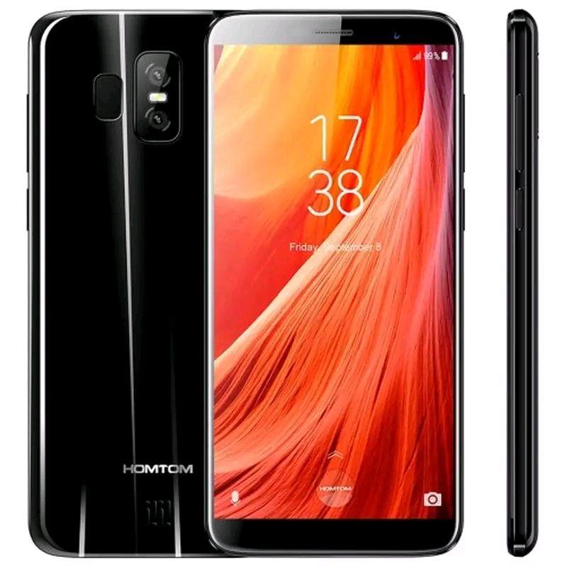 Смартфон HOMTOM S7 4G LTE, 3 Гб ОЗУ, 32 Гб ПЗУ, 5,5 дюйм