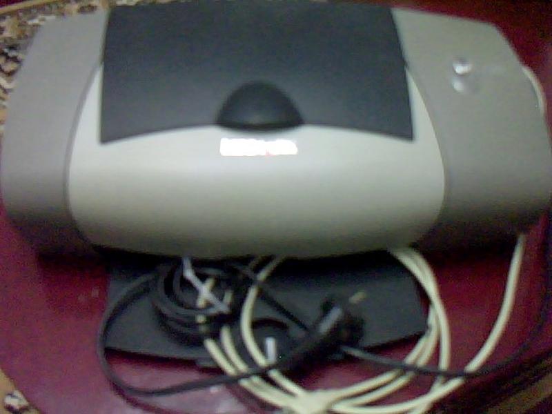 Цветной принтер Lexmark Z615