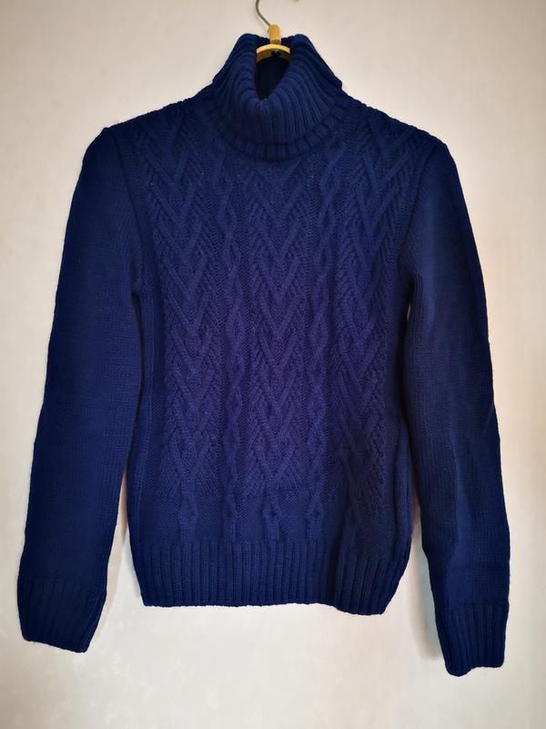 Тёплый свитер размер s-m турция смотрите описание