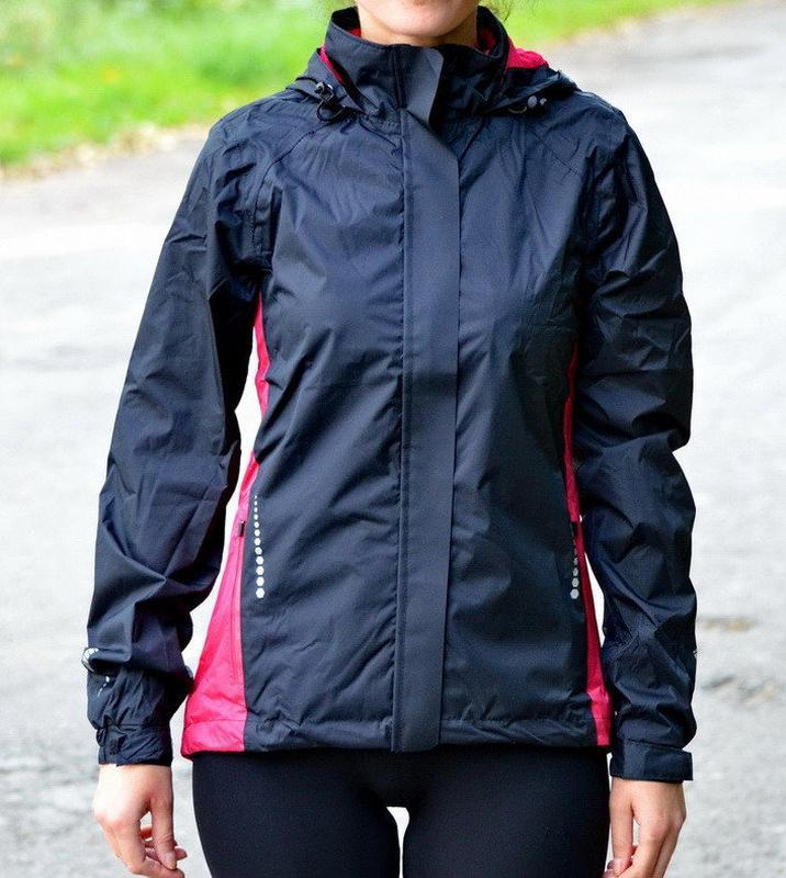 Профессиональная куртка цвет черный