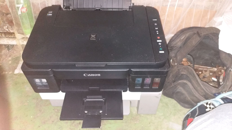 Принтер кенон