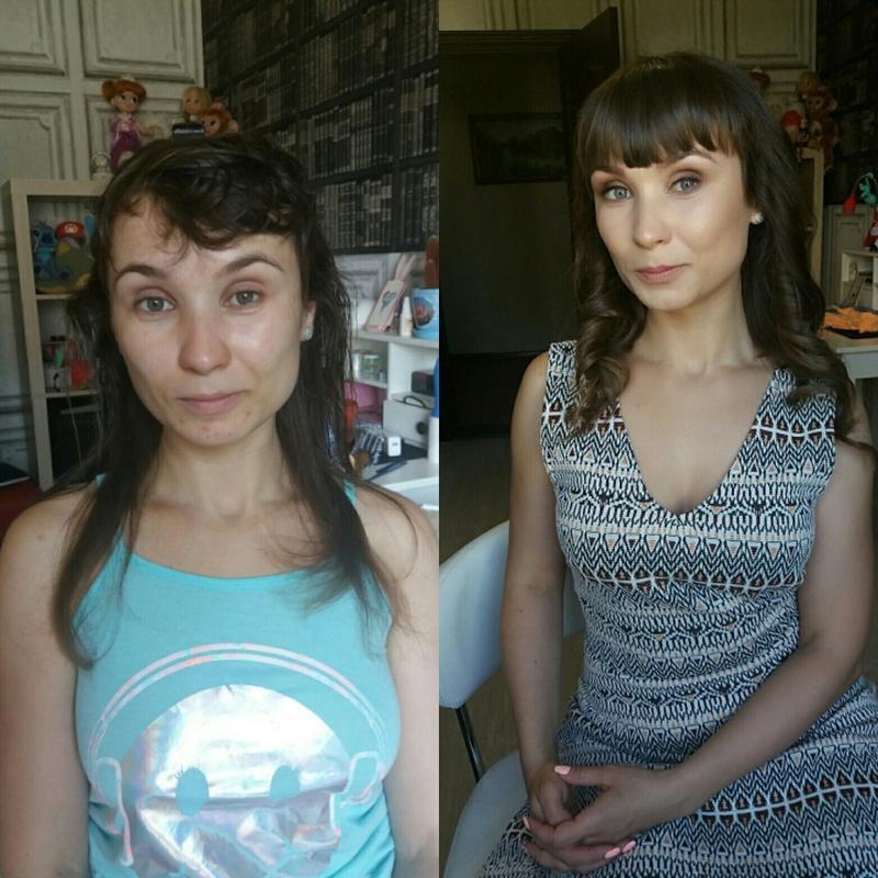 Лифтинг (возрастной) макияж