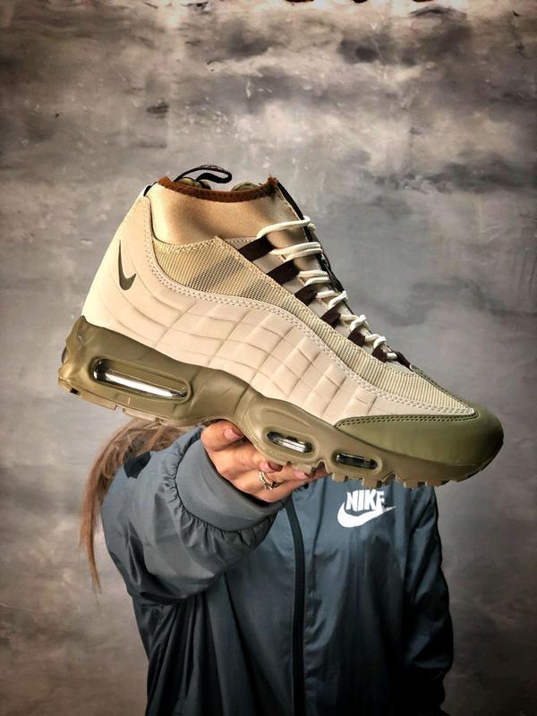 Кроссовки зимние Nike