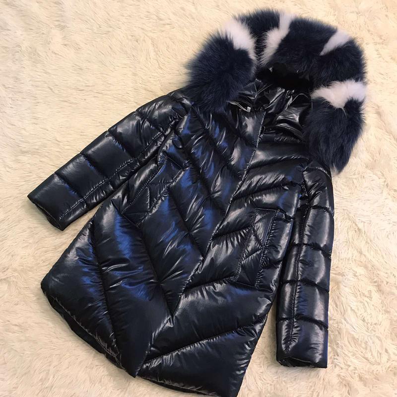 Шикарное пальто зимнее бархат софт