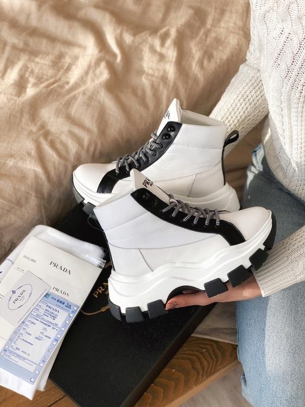 Кроссовки milano sneakers block triple black