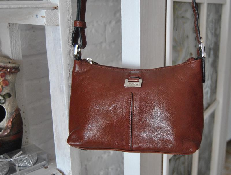 Кожаная сумка кроссбоди cosmopolis / шкіряна сумка