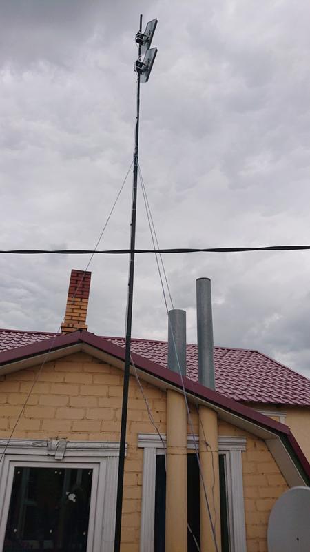 "Мощная  антенна ""САРМА - MIMO"" 4G 3G LTE мобильного интернет - Фото 13"