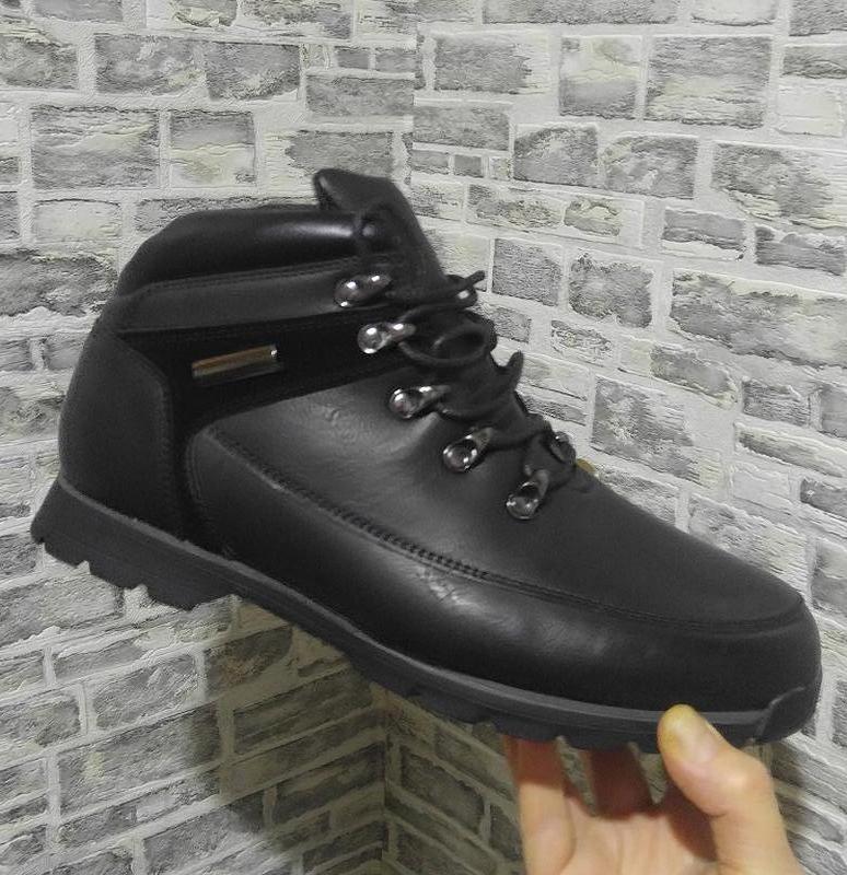 Модельные мужские ботинки ‼️зима ‼️