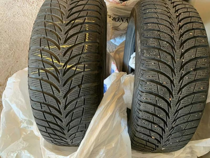Шины зимние GoodYear Ultragrip ice+ 205 60 R16