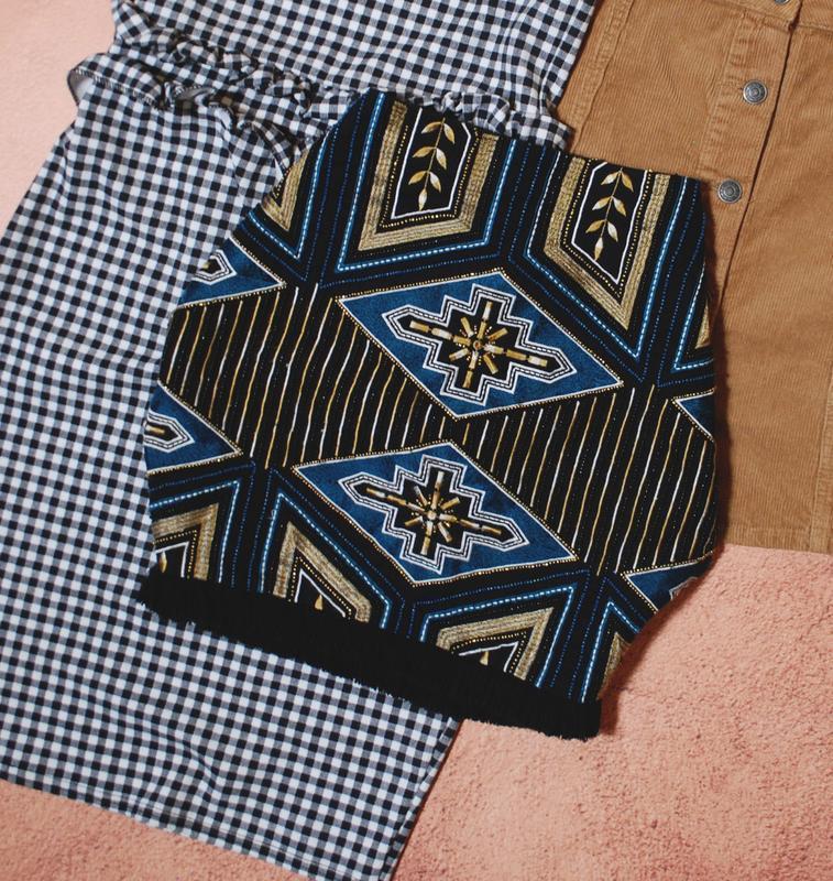 Только до 30/11! роскошная юбка с вышивкой, бисером и бахромой...