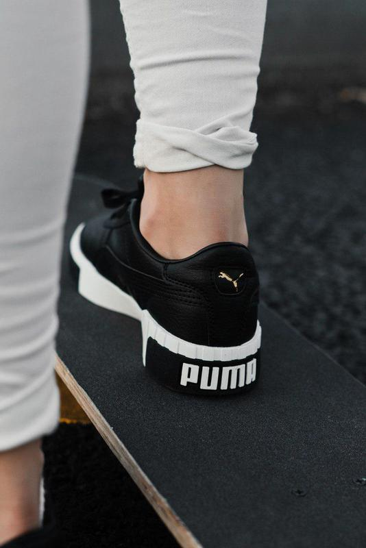 Puma Cali Black
