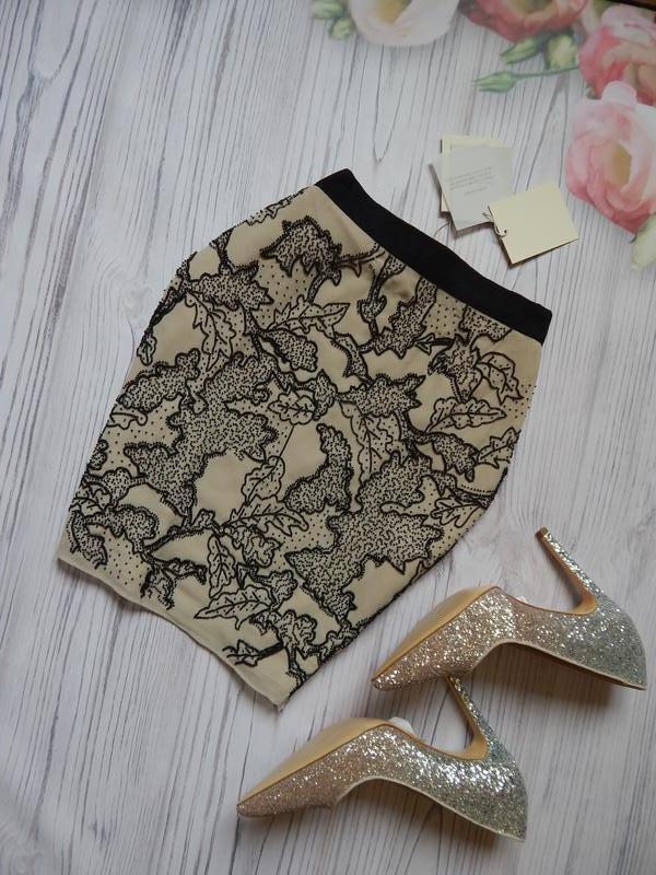 🌿эксклюзивная, превосходная юбка то дорогого бренда john lewis...