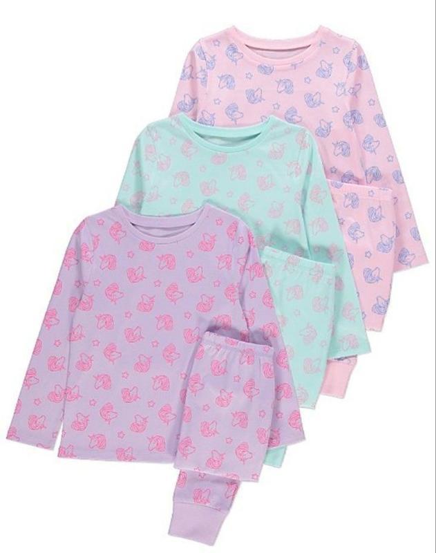 Детская хлопковая пижама джордж, пижамка, англия