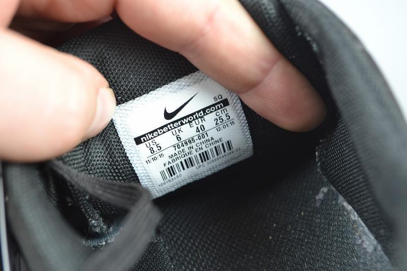 Мужские кроссовки nike air max 1 ultra moire , р 40 - Фото 6