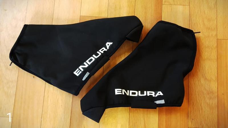 Бахилы ENDURA Aqua Termo Elite