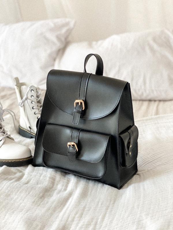 5 цветов! черный городской рюкзак с карманами