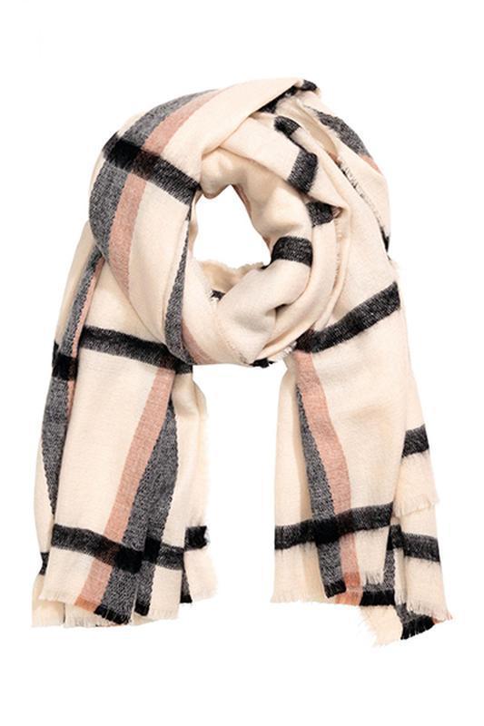 Большой шарф h&m