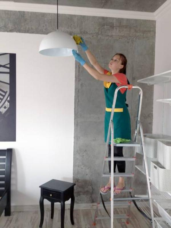 Уборка квартир и домов в Никополе и Покрове
