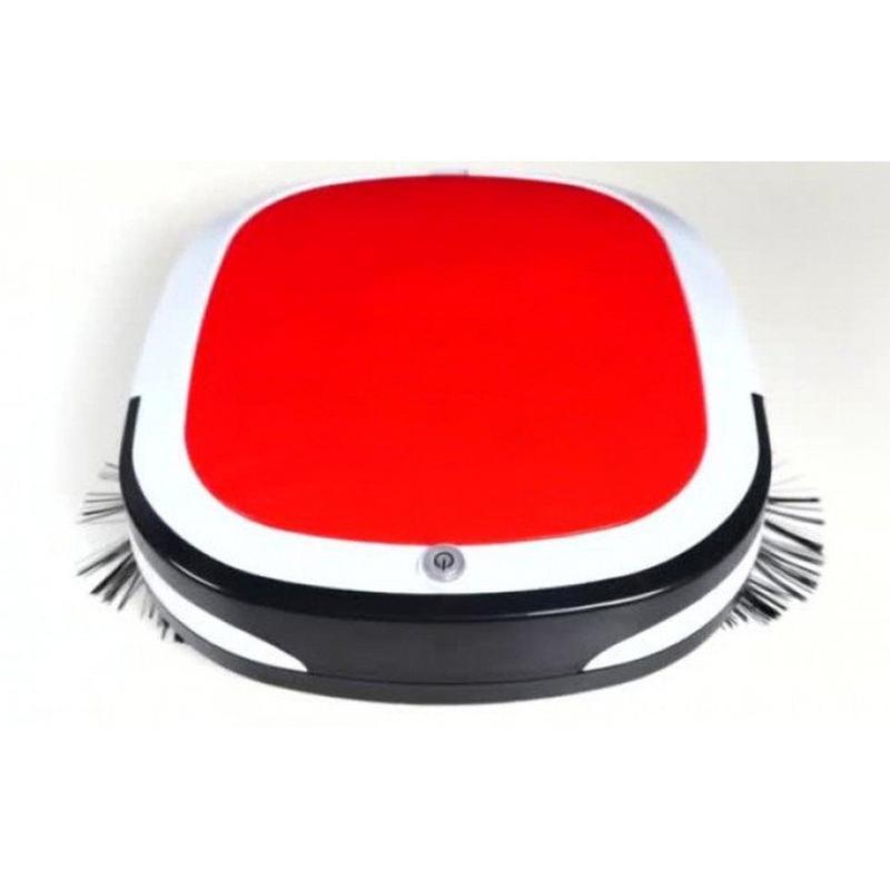 Робот пылесос iCleaner+ 3D16001 Original Красный с белым