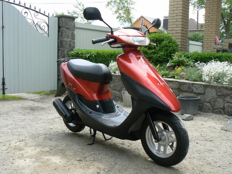 Honda Dio af-34 Red