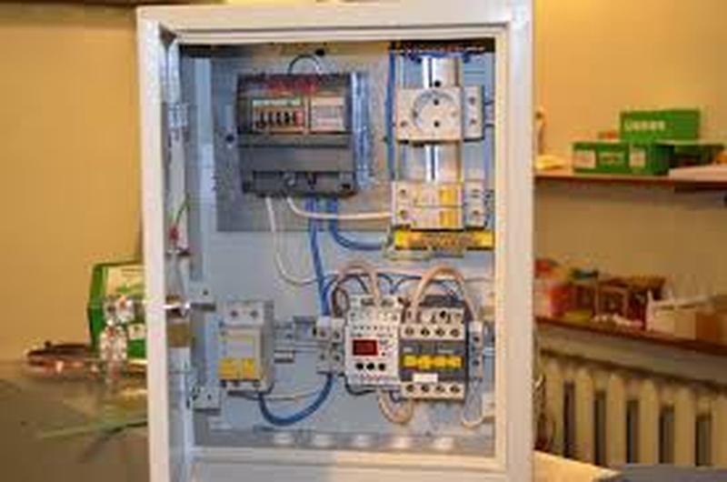 Установлю и подключу электрический щиток