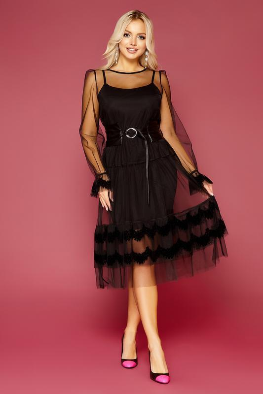 Шикарное вечернее платье s, m, l, xl