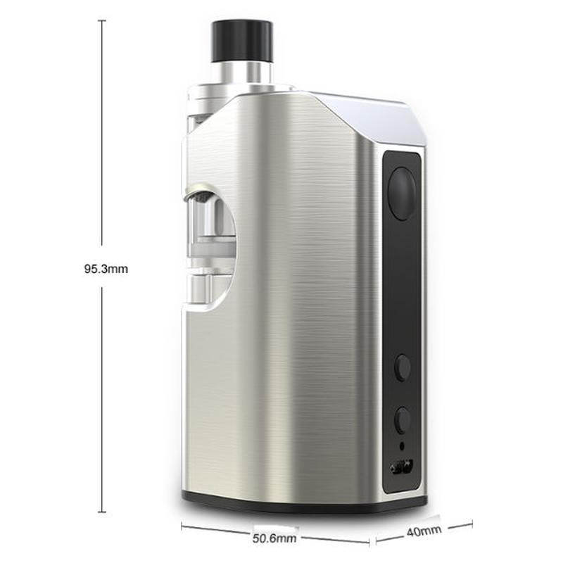 Электронная сигарета боксмод Aster RT 100w с баком melo rt 22