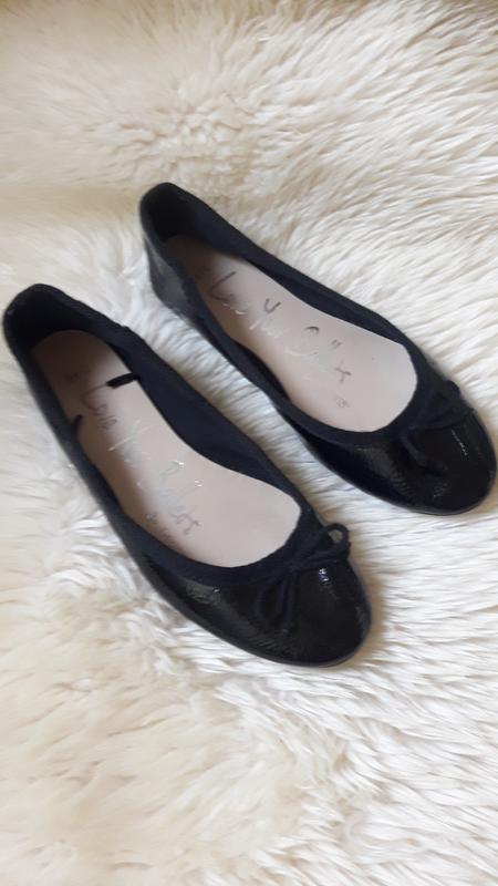 Туфли балетки лаковые  george 40 размер