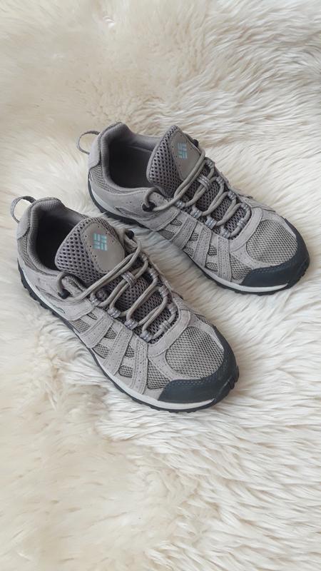 Замшевые кроссовки columbia  38 размер