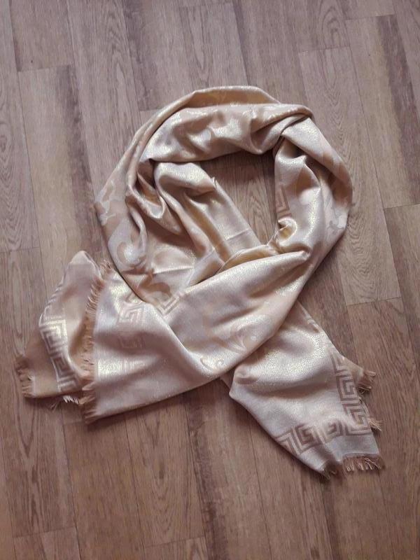 Шикарный шарф 100% пашмина