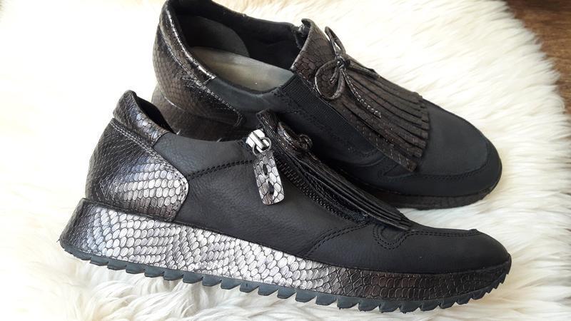 Кожаные туфли tamaris 39 размер - Фото 3