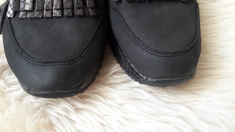 Кожаные туфли tamaris 39 размер - Фото 7