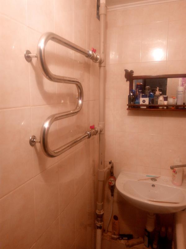Полотенцесушитель (в первую очередь тепло вашей ванной комнаты)