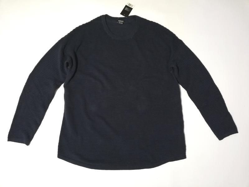 Вязаный джемпер, пуловер l 44-46 esmara, германия - Фото 4