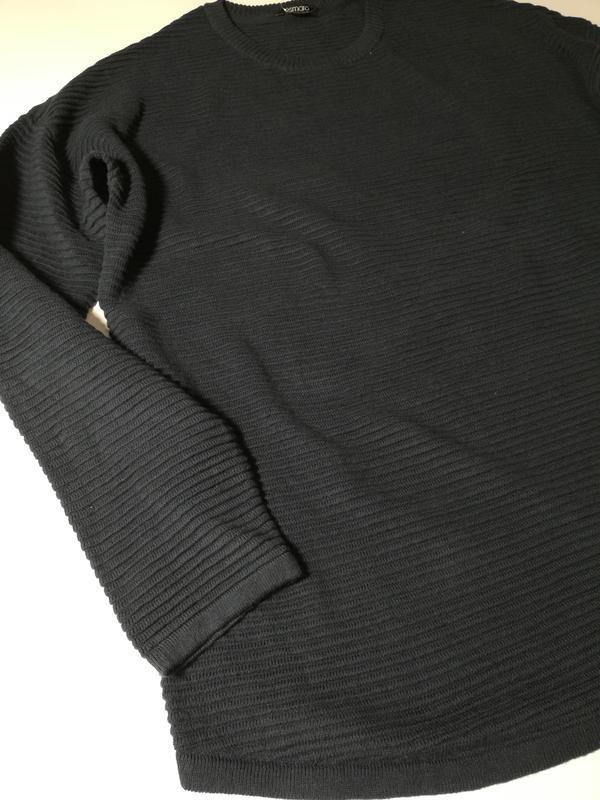 Вязаный джемпер, пуловер l 44-46 esmara, германия - Фото 6