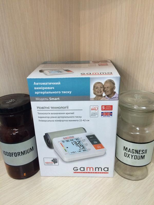 Тонометр Gamma Smart (автоматический)