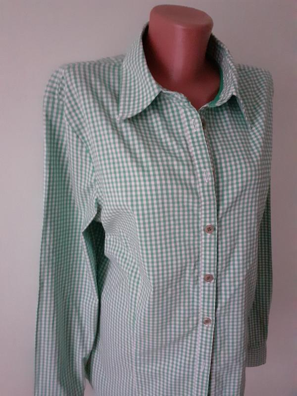 Рубашка в клетку, блуза