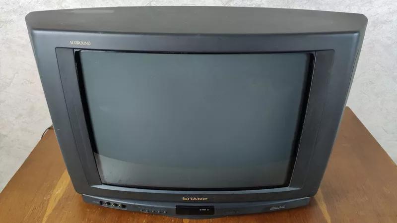 Телевізор Sharp 21FN1