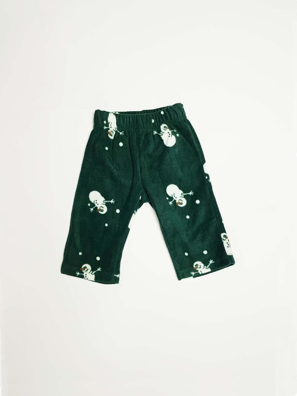 Флисовые штаны для малыша