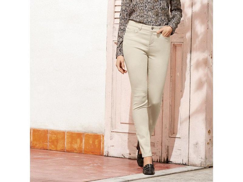Стильные джинсы р.46 евро