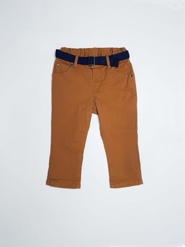 Крутые джинсы с отворотами на мальчика H&M