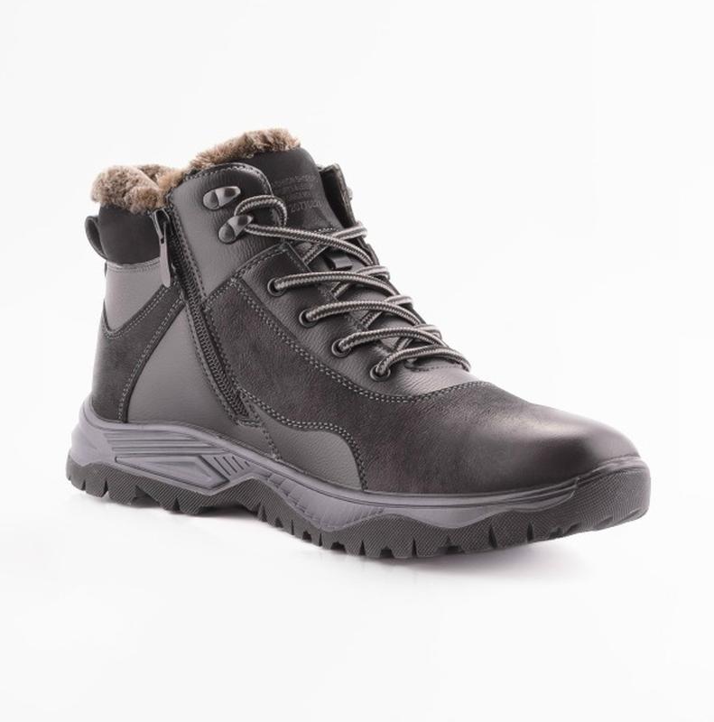 Мужские зимние ботинки - Фото 2