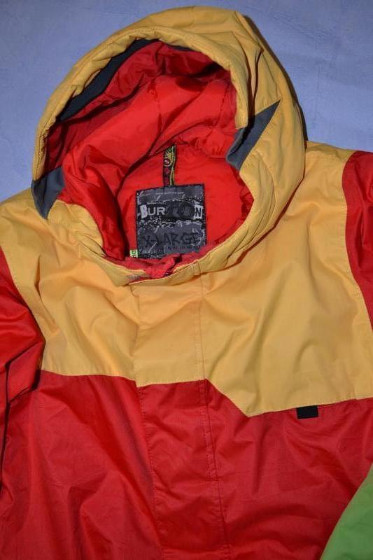 Лыжная куртка burton рост 148/155 см, на 14-16 лет - Фото 5